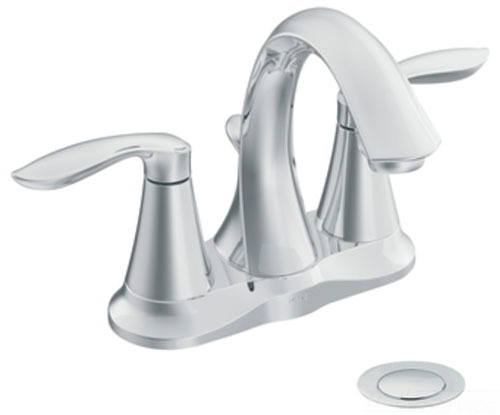 Moen 66411 Eva Two Handle 4