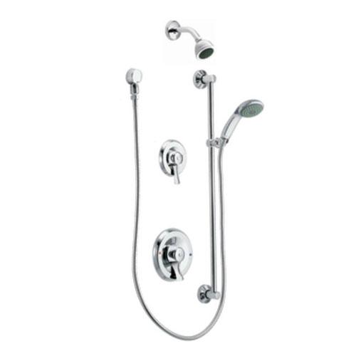 Moen 8342EP15 Commercial Posi-Temp Shower Trim Only - Chrome ...