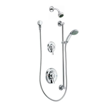 Moen 8342EP15 Commercial Posi-Temp Shower Trim Only - Chrome