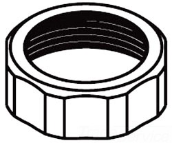 Moen 97535 Cartridge Nut for Monticello 4560 Series