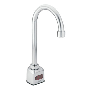 Moen CA8303 Commercial 0.5 Gpm Sensor Operated Electronic Lavatory Faucet - Chrome