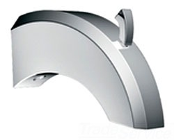 Moen S144 Felicity Diverter Tub Spout - Chrome