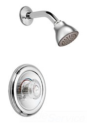 Moen T171 Legend Single Handle Shower Trim Kit - Chrome
