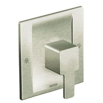 Moen TS2711BN 90 Degree Posi-Temp Valve Only Trim - Brushed Nickel