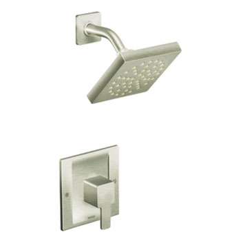 Moen TS2712BN 90 Degree Posi-Temp Shower Trim Only - Brushed Nickel