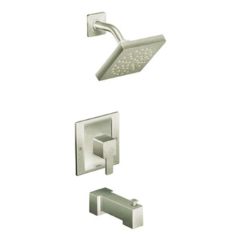 Moen TS2713BN 90 Degree Posi-Temp Tub/Shower Trim Only - Brushed Nickel