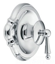 Moen TS310 Waterhill PosiTemp Shower Valve Trim Only - Chrome