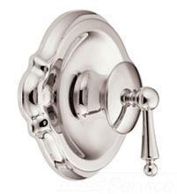 Moen TS310NL Waterhill PosiTemp Shower Valve Trim Only - Nickel