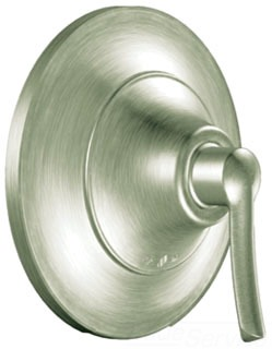 Moen TS3170BN Fina PosiTemp Shower Valve Trim Only - Brushed Nickel