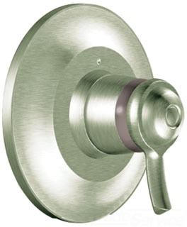 Moen TS31710BN Fina ExactTemp Shower Valve Trim Only - Brushed Nickel