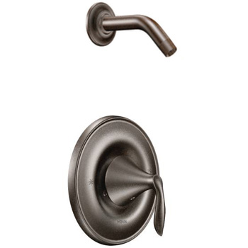 Moen T2132NHORB Eva Posi-Temp(R) Single Handle Shower Trim Only - Oil Rubbed Bronze