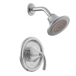 Moen Premium TS2142 ICON Trim kit for Posi-Temp shower - Chrome