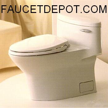 MS904114-04 Toto Pacifica One Piece Low Profile Toilet Gray