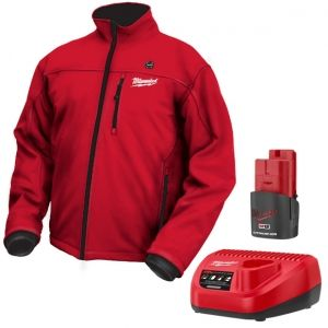Milwaukee 2331-L M12 12 Volt Cordless Heated Jacket with Battery - Large