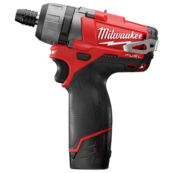 Milwaukee 2402-22 M12 FUEL 1/4 in Hex 2-Speed Screwdriver Kit