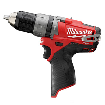 Milwaukee 2404-20 M12 FUEL 1/2 in Hammer Drill/Driver (Bare Tool)