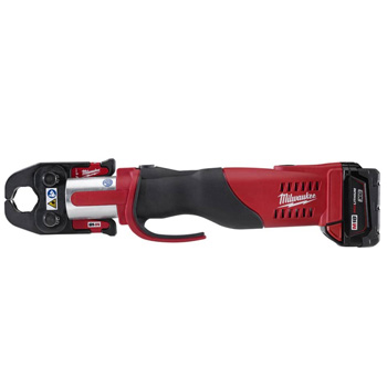 Milwaukee 2673-22 M18 18-Volt Lithium-Ion Cordless Force Logic Press Tool Kit (6 Jaws included)