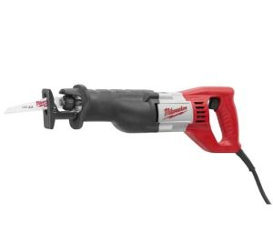Milwaukee 6519-31 12 Amp Sawzall Reciprocating Saw Kit