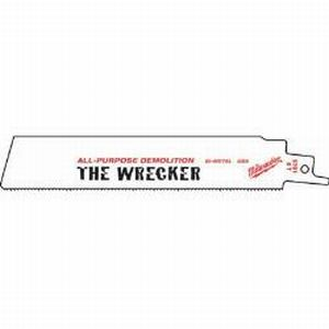 Milwaukee 48-00-5700 Wrecker Sawzall Blade 6