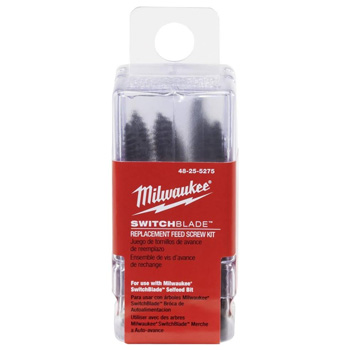 Milwaukee 48-25-5275 Switchblade 5-Feed Screw Replacement Kit
