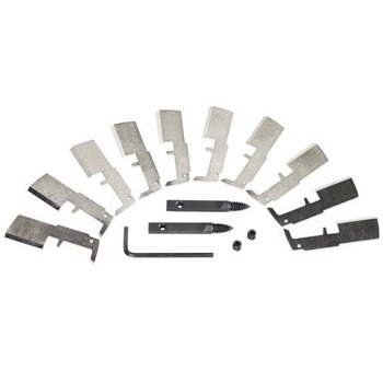 Milwaukee 48-25-5350 2-9/16 in. Switchblade 10-Blade Replacement Kit
