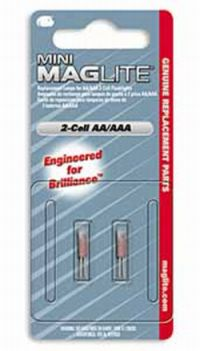 Maglite LMSA001 Replacement Bulb for AA