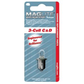 Maglite LMSA301 Replacement Bulb for 3