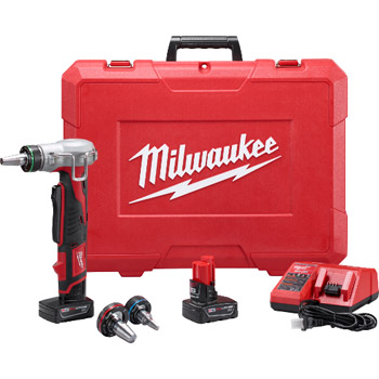 Milwaukee 2432-22XC M12 ProPEX Expansion Tool Kit