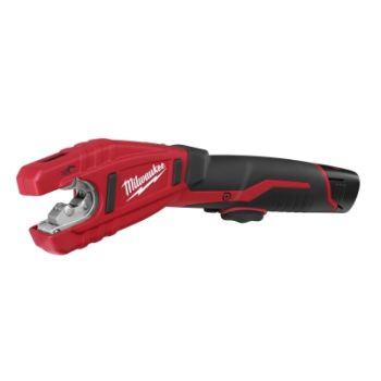 Milwaukee 2471-22 M12 Cordless Copper Tubing Cutter with 2 Batteries