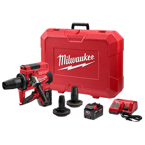 Milwaukee 2633-22HD M18 FORCE LOGIC 2 in - 3 in ProPEX Expansion Tool Kit