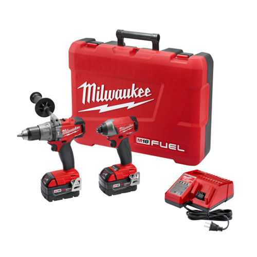 Milwaukee 2897-22PO M18 Fuel 2-Tool Combo Kit
