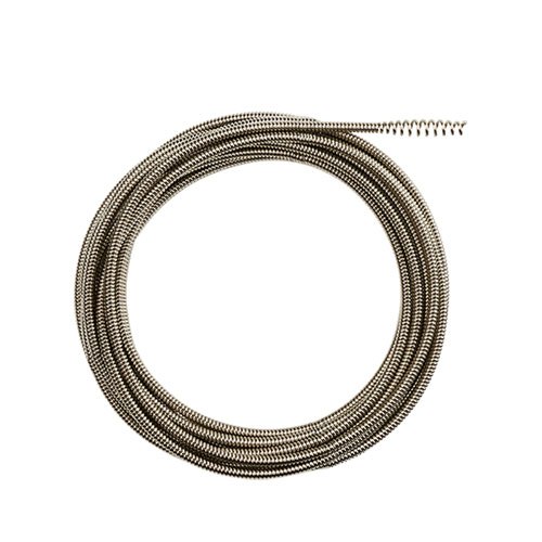 Milwaukee 48-53-2561 5/16 in x 25 ft Inner Core Bulb Head Cable with Rust Guard Plating