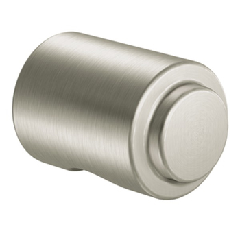 Moen DN0705 Creative Specialties Iso Collection Cabinet Knob - Brushed Nickel