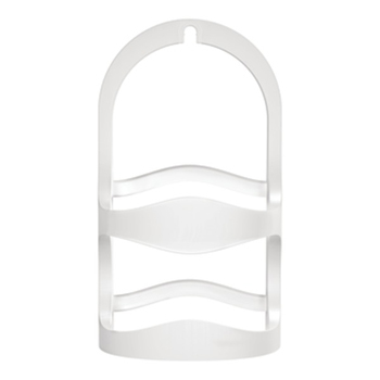 Moen DN1402 Creative Specialties Shower Caddy - White