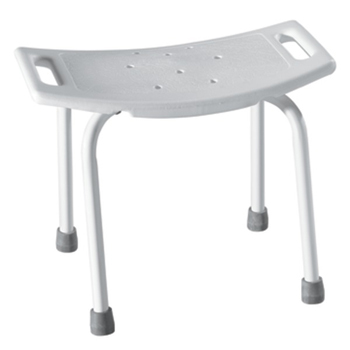 Moen DN7035 Creative Specialties Home Care Shower Seat/Chair - Glacier (Pictured in White)