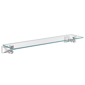 Moen DN8390 Creative Specialties  Retreat Collection Glass Shelf - Chrome