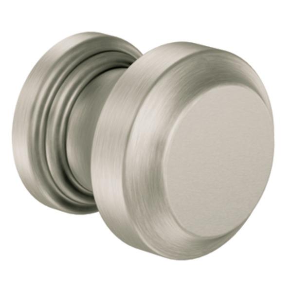 cabinet knobs brushed nickel. Moen YB8205 Creative Specialties Rothbury Cabinet Knob - Brushed Nickel Cabinet Knobs Brushed Nickel S