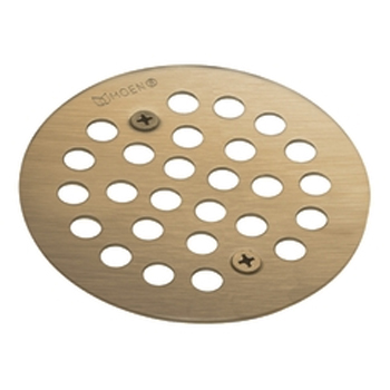 Moen 101664BB Screw-In Shower Strainer Brushed Bronze