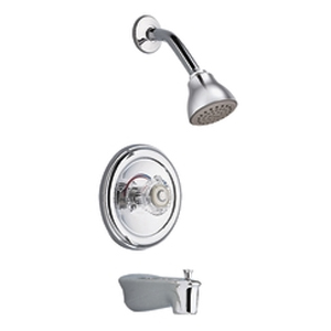 Moen 3189 Legend Moentrol Single Handle Tub/Shower Valve Chrome