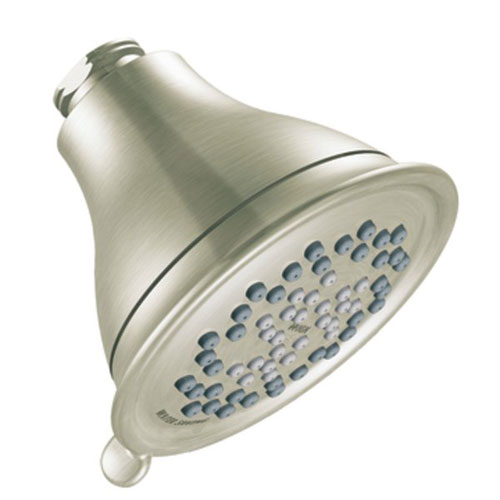 Moen 3233EPBN Envi 3 Function Eco Performance Showerhead - Brushed Nickel