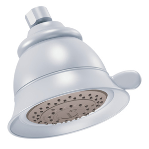 Moen 3838PM Castleby Four Function Showerhead Platinum