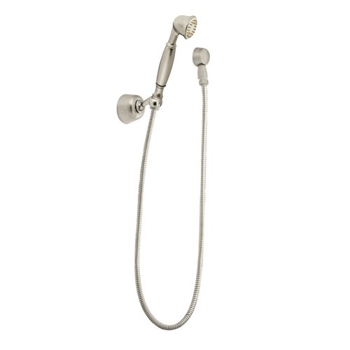 Moen 3861BN Single Function Hand Shower Brushed Nickel