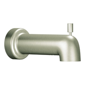 Moen 3890BN Level Diverter Tub Spout Brushed Nickel