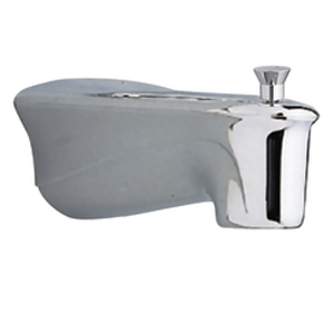 Moen 3911 Chateau Diverter Tub Spout with Soap Tray Chrome, 1/2
