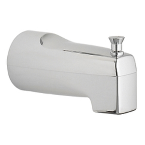 Moen 3931 Diverter Tub Spout Chrome, Slip Fit