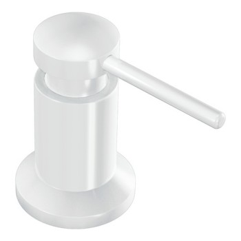 Moen 3942W Kitchen Soap/Lotion Dispenser - White