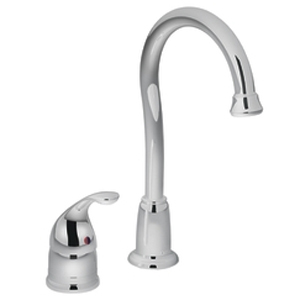 Moen 4905 Camerist Single-Handle Bar Faucet Chrome
