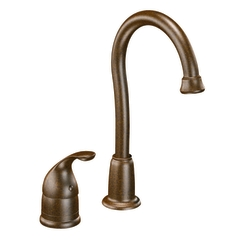 Moen 4905ORB Camerist Single-Handle Bar Faucet Oil Rubbed Bronze