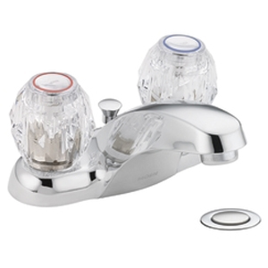 Moen 4920 Chateau Two-Handle Centerset Lavatory Faucet Chrome