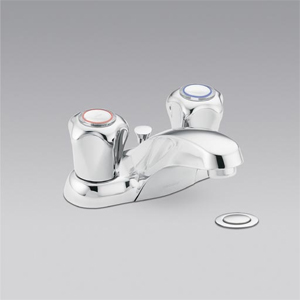 Moen 4935 Chateau Two-Handle Centerset Lavatory Faucet Chrome